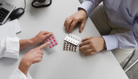 薬の飲み方に関する調査