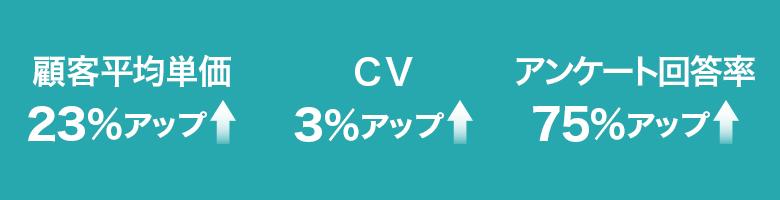 Dynamic Yield事例_ThirdLove数値